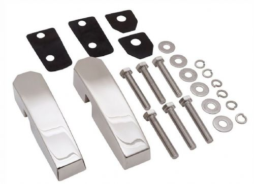 Defender Windscreen Brackets - DA1142SS